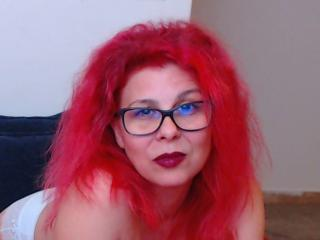 Picture of the sexy profile of AngelAnca, for a very hot webcam live show !