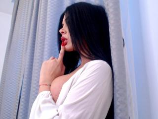 Picture of the sexy profile of RoselinaHot, for a very hot webcam live show !
